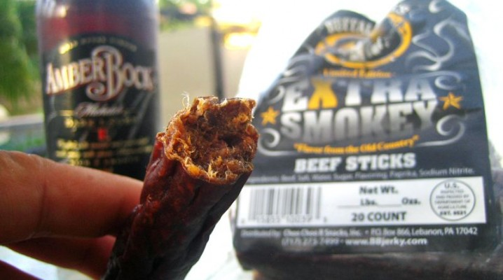 buffalo bills extra smoky beef sticks