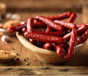 dukes smoked meat shorty sausages