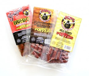 paps beef sticks